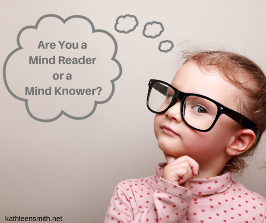 Are You a Mind Reader or a Mind Knower_